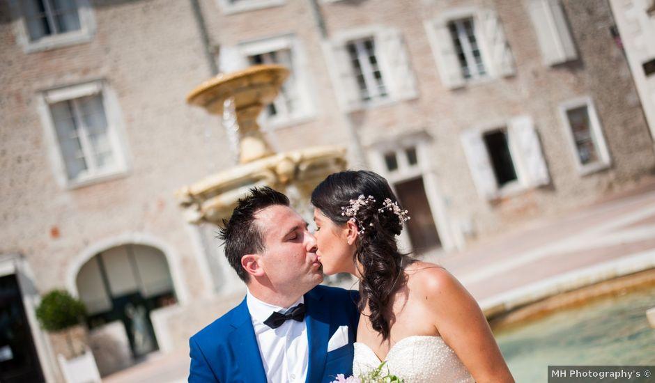 Le mariage de Vincent et Céline à Pau, Pyrénées-Atlantiques