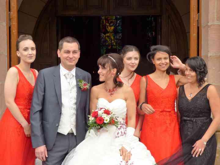 Le mariage de Aimie et Sébastien