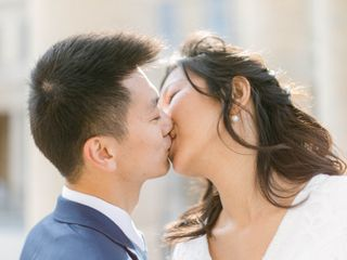 Le mariage de Fei et Pascal