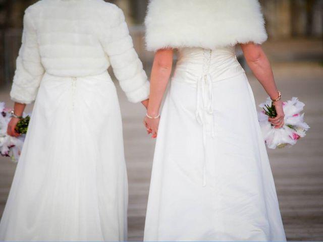 Le mariage de Fidji et Stéphanie à Lyon, Rhône 22