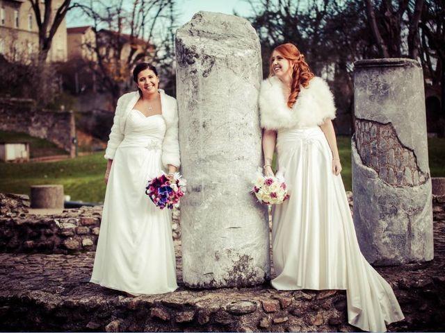 Le mariage de Fidji et Stéphanie à Lyon, Rhône 24