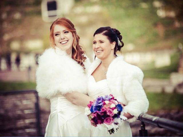 Le mariage de Stéphanie et Fidji