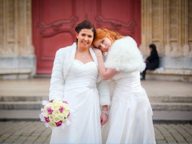 Le mariage de Fidji et Stéphanie à Lyon, Rhône 35