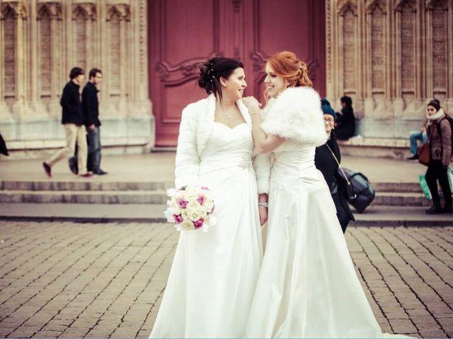 Le mariage de Fidji et Stéphanie à Lyon, Rhône 36