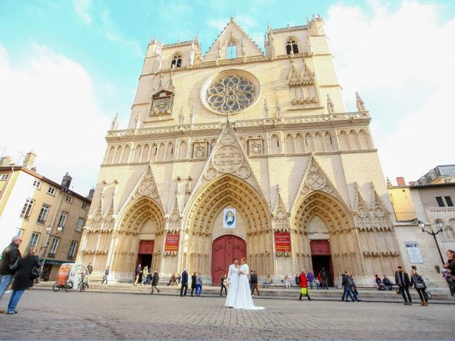 Le mariage de Fidji et Stéphanie à Lyon, Rhône 37