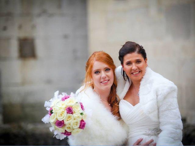 Le mariage de Fidji et Stéphanie à Lyon, Rhône 38