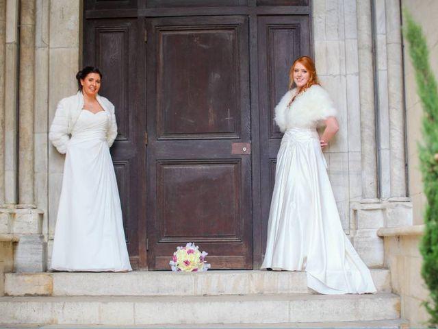 Le mariage de Fidji et Stéphanie à Lyon, Rhône 40
