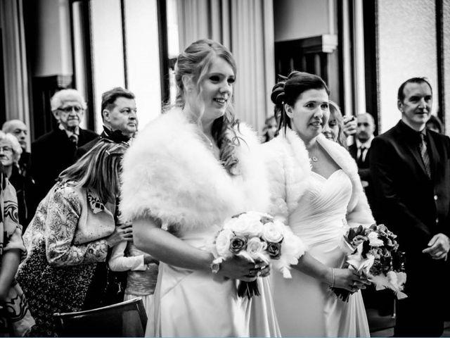Le mariage de Fidji et Stéphanie à Lyon, Rhône 45