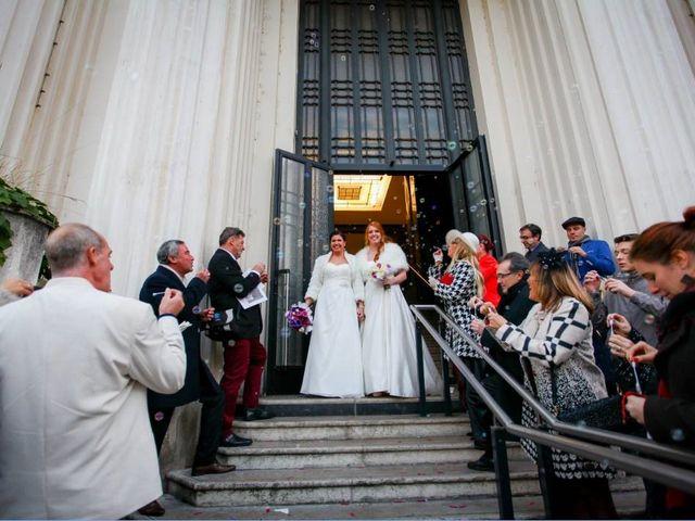 Le mariage de Fidji et Stéphanie à Lyon, Rhône 51
