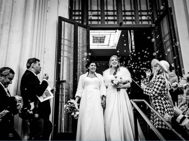 Le mariage de Fidji et Stéphanie à Lyon, Rhône 52