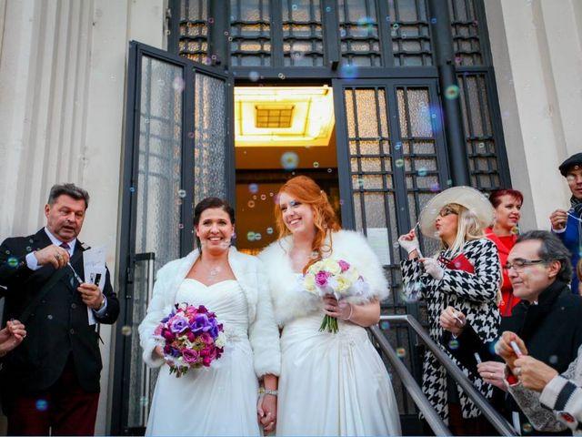 Le mariage de Fidji et Stéphanie à Lyon, Rhône 54