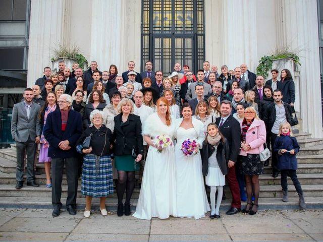 Le mariage de Fidji et Stéphanie à Lyon, Rhône 56
