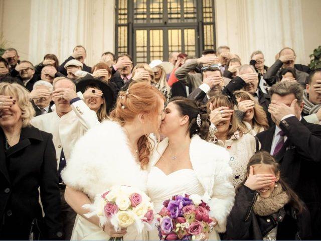 Le mariage de Fidji et Stéphanie à Lyon, Rhône 57