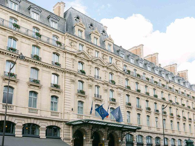 Le mariage de Pascal et Fei à Paris, Paris 2