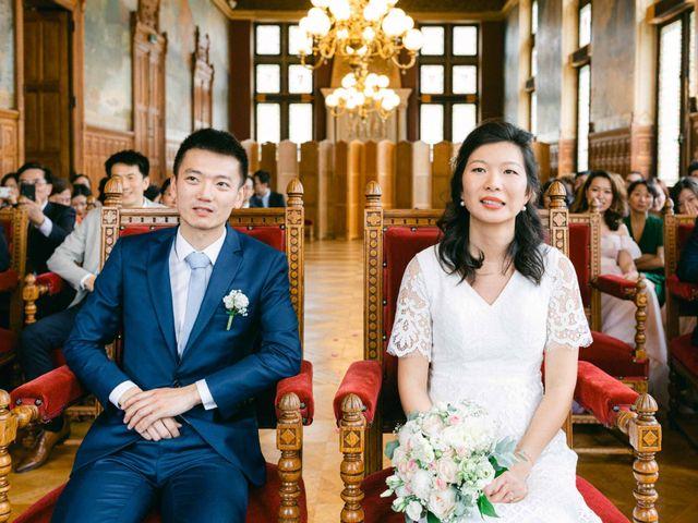 Le mariage de Pascal et Fei à Paris, Paris 26
