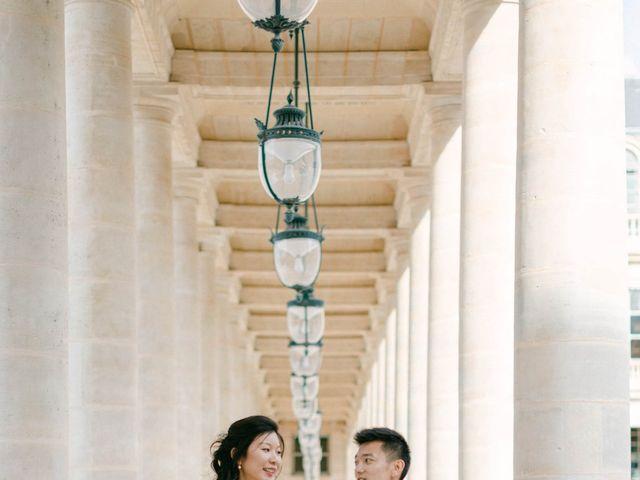Le mariage de Pascal et Fei à Paris, Paris 36