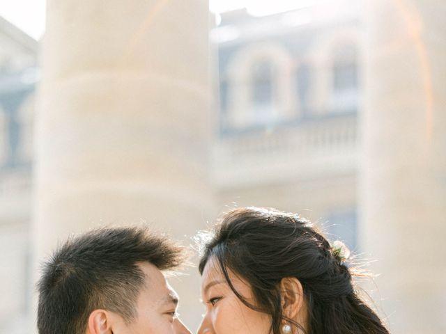 Le mariage de Pascal et Fei à Paris, Paris 38