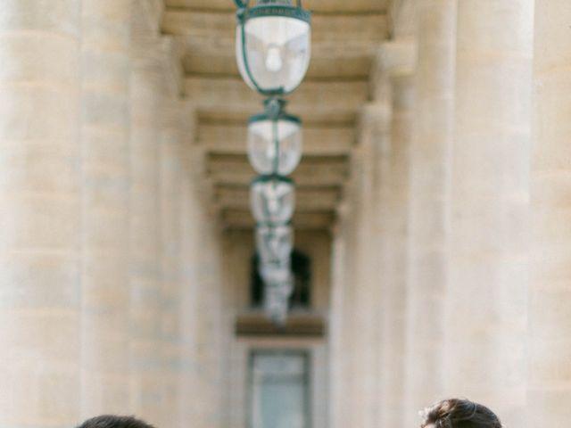 Le mariage de Pascal et Fei à Paris, Paris 41