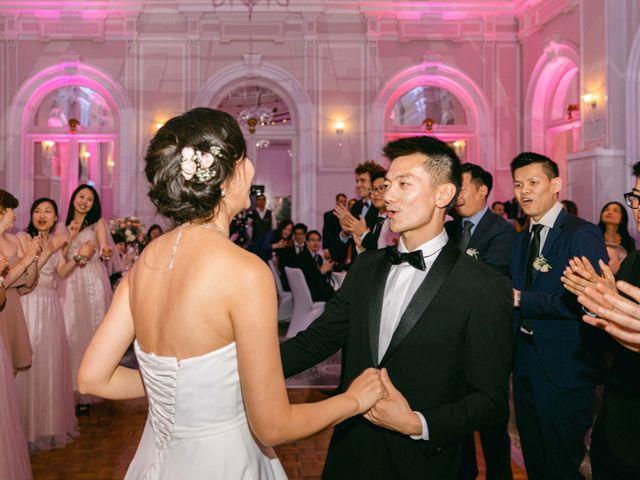 Le mariage de Pascal et Fei à Paris, Paris 58