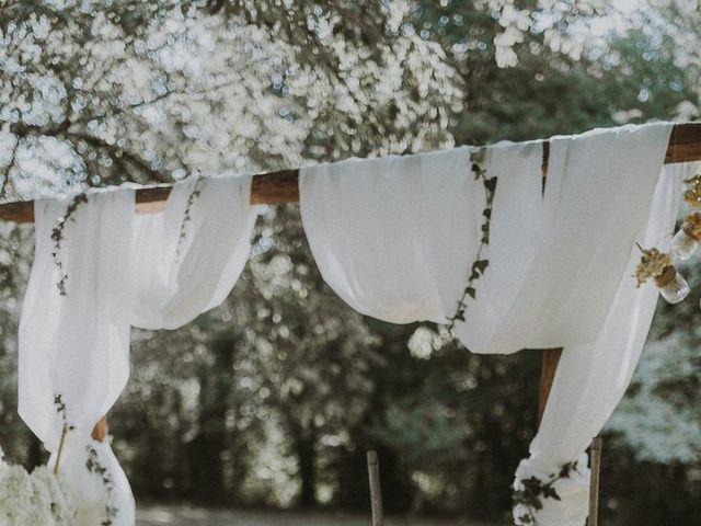 Le mariage de Baptiste et Lauranne à Ennordres, Cher 5