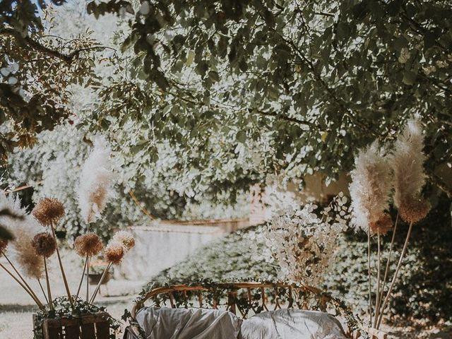 Le mariage de Baptiste et Lauranne à Ennordres, Cher 7