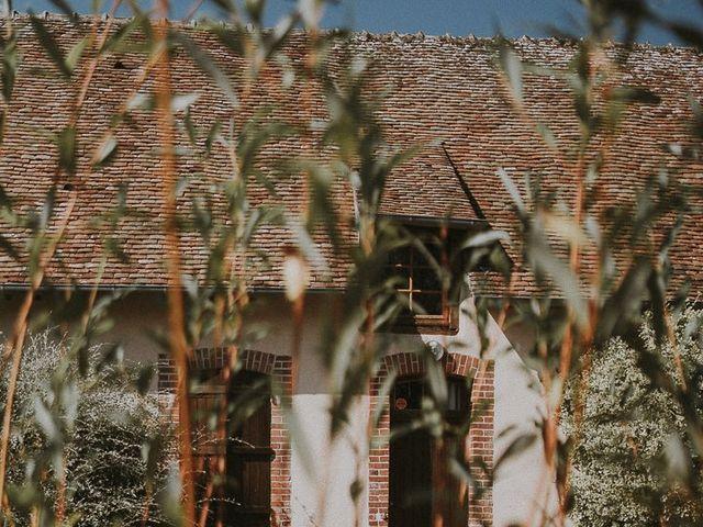 Le mariage de Baptiste et Lauranne à Ennordres, Cher 8
