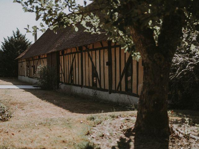 Le mariage de Baptiste et Lauranne à Ennordres, Cher 9
