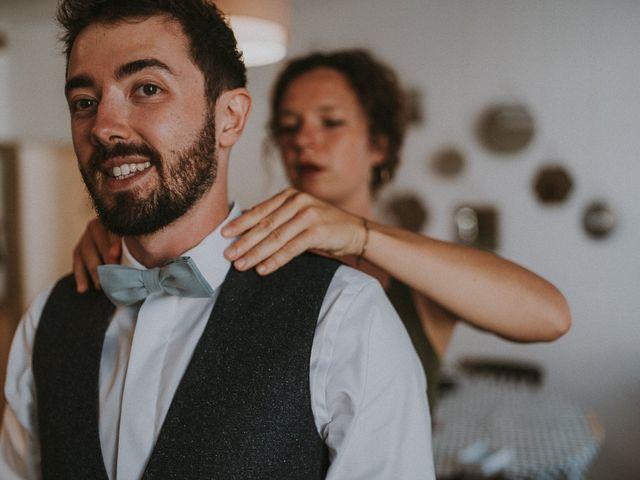 Le mariage de Baptiste et Lauranne à Ennordres, Cher 16