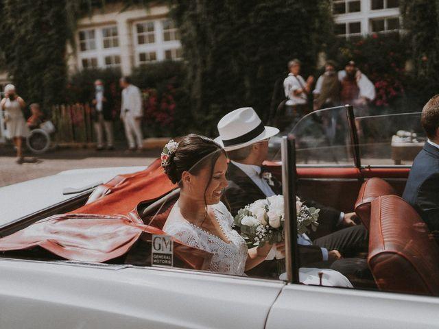 Le mariage de Baptiste et Lauranne à Ennordres, Cher 20