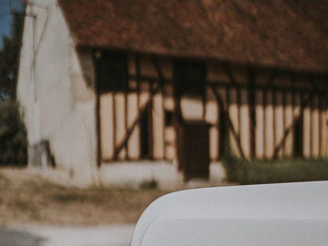 Le mariage de Baptiste et Lauranne à Ennordres, Cher 23