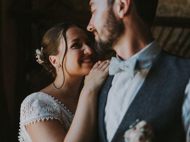 Le mariage de Baptiste et Lauranne à Ennordres, Cher 28