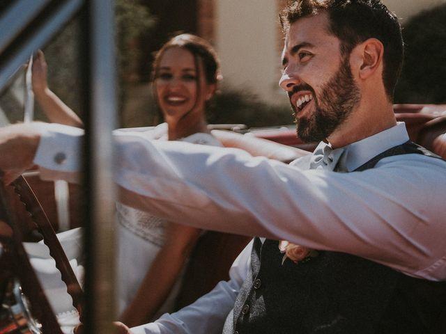 Le mariage de Baptiste et Lauranne à Ennordres, Cher 30