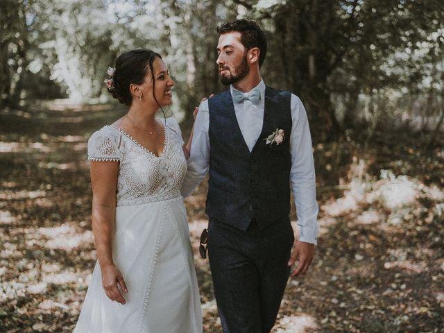 Le mariage de Baptiste et Lauranne à Ennordres, Cher 31