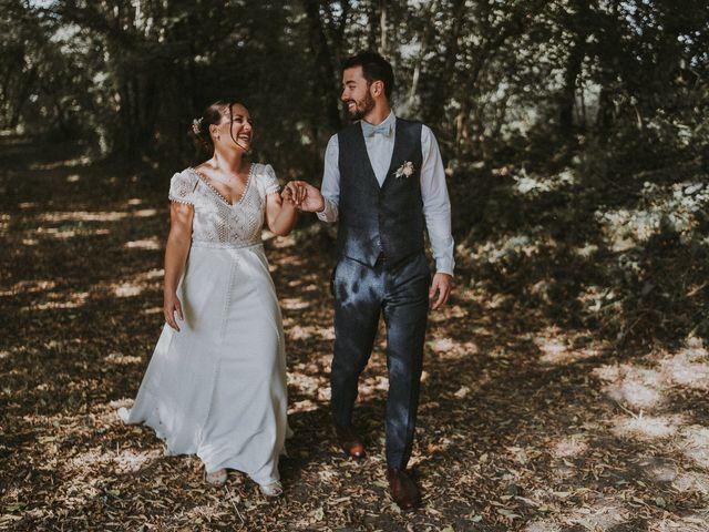 Le mariage de Baptiste et Lauranne à Ennordres, Cher 32