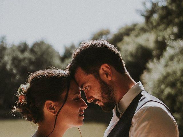 Le mariage de Baptiste et Lauranne à Ennordres, Cher 33