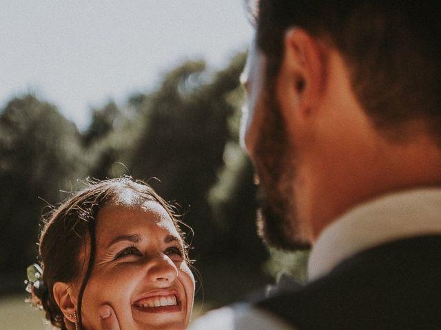 Le mariage de Baptiste et Lauranne à Ennordres, Cher 34