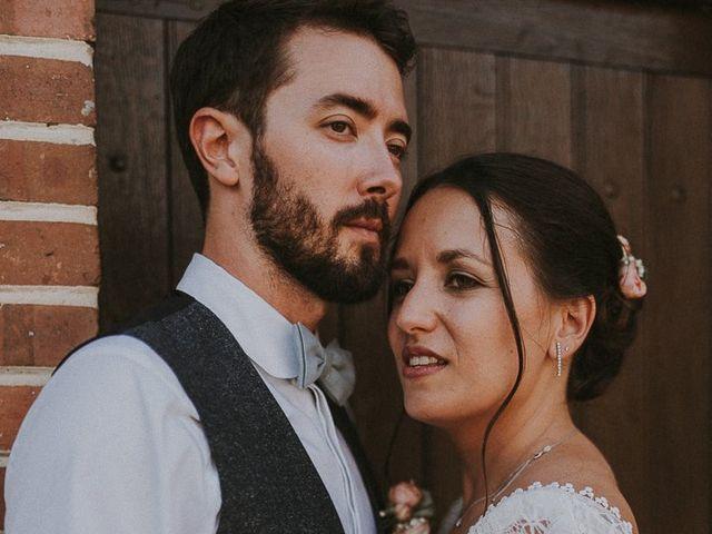 Le mariage de Baptiste et Lauranne à Ennordres, Cher 35
