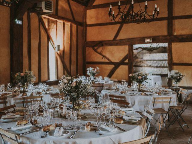 Le mariage de Baptiste et Lauranne à Ennordres, Cher 38