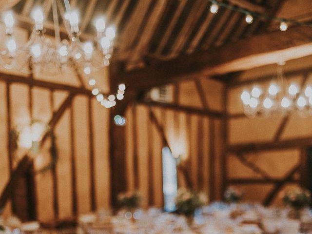 Le mariage de Baptiste et Lauranne à Ennordres, Cher 41