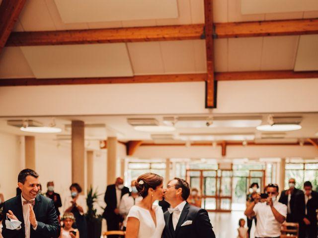 Le mariage de Sébastien et Anne à Couzeix, Haute-Vienne 12