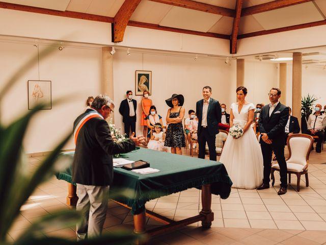 Le mariage de Sébastien et Anne à Couzeix, Haute-Vienne 11