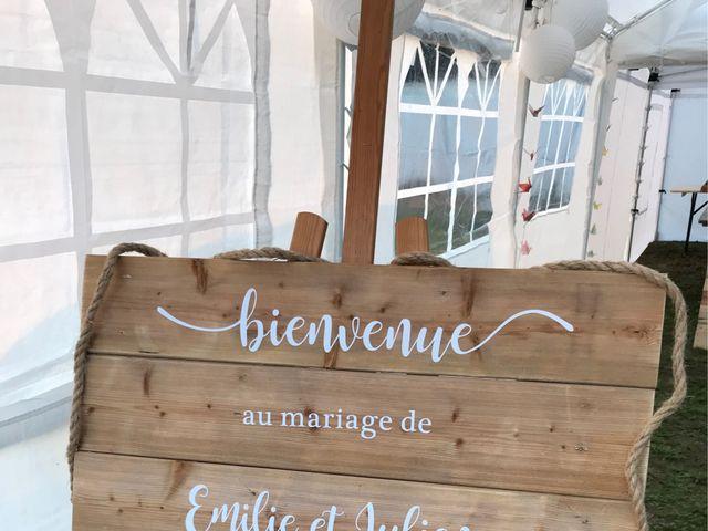 Le mariage de Julien et Emilie à Saint-Jean-de-Monts, Vendée 12