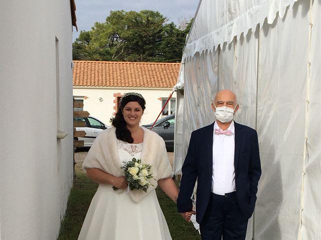 Le mariage de Julien et Emilie à Saint-Jean-de-Monts, Vendée 15
