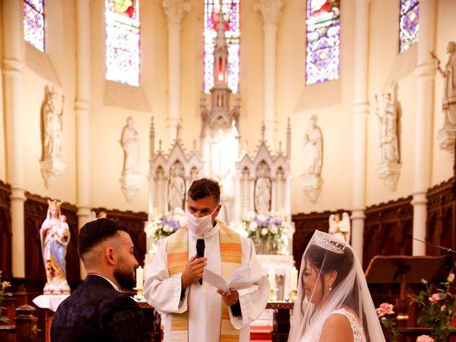 Le mariage de Julien et Wendy à Montpellier, Hérault 9