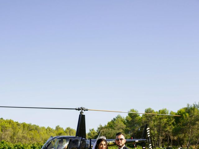 Le mariage de Julien et Wendy à Montpellier, Hérault 13