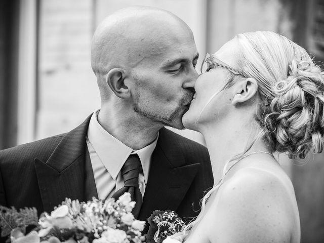 Le mariage de Yannick et Delphine à Raynans, Doubs 5