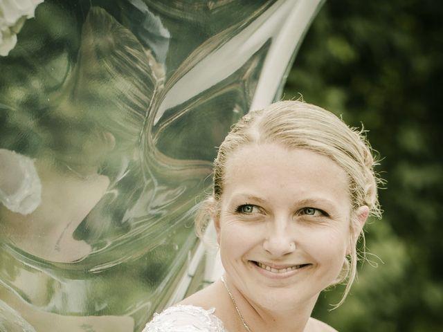 Le mariage de Yannick et Delphine à Raynans, Doubs 6