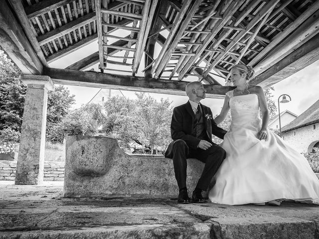 Le mariage de Yannick et Delphine à Raynans, Doubs 17