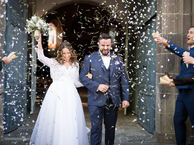 Le mariage de Charlène et Damien
