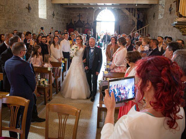 Le mariage de Nicolas et Emilie à Parthenay, Deux-Sèvres 14
